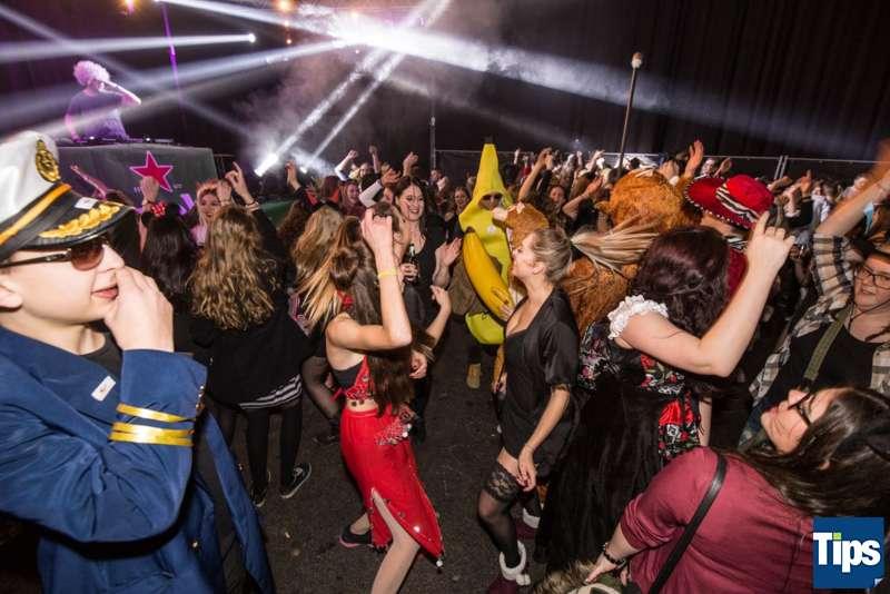 Faschings Clubbing 2018 Messehalle Freistadt - Bild 170
