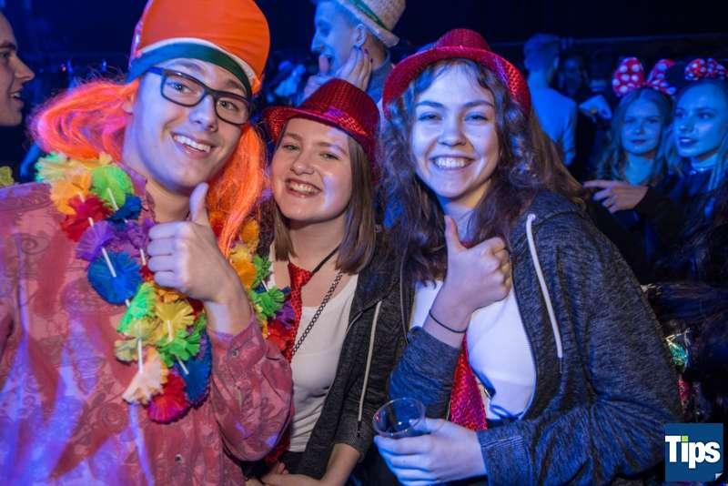 Faschings Clubbing 2018 Messehalle Freistadt - Bild 173