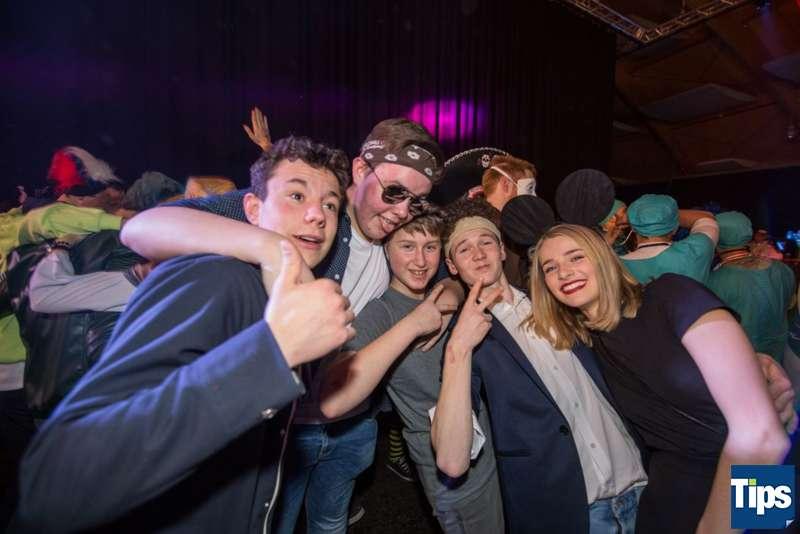 Faschings Clubbing 2018 Messehalle Freistadt - Bild 175