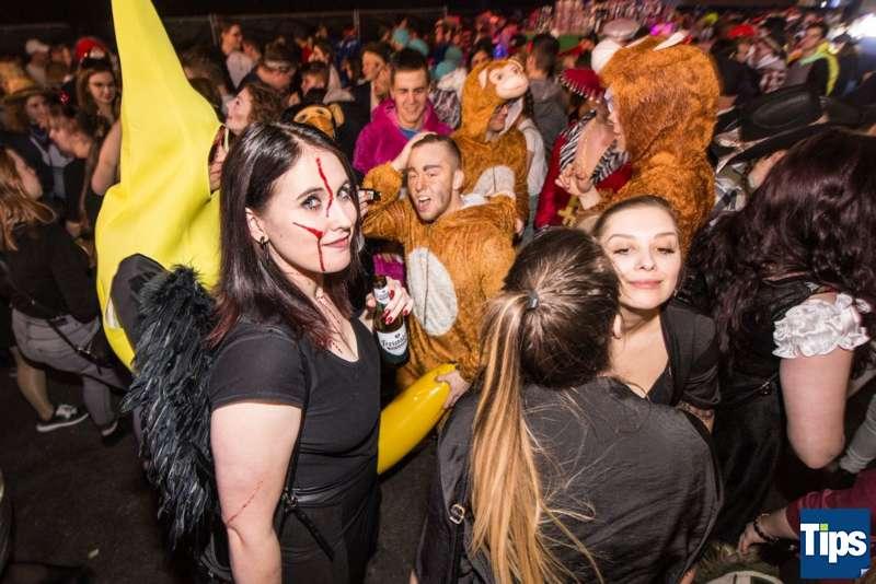 Faschings Clubbing 2018 Messehalle Freistadt - Bild 177