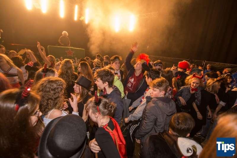 Faschings Clubbing 2018 Messehalle Freistadt - Bild 180