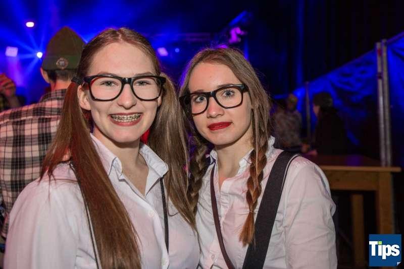 Faschings Clubbing 2018 Messehalle Freistadt - Bild 186
