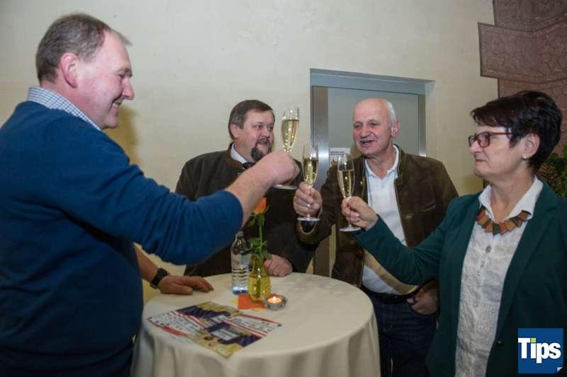 Neujahrsempfang Stadtgemeinde Freistadt mit Bürgermeisterin Paruta-Teufer - Bild 6