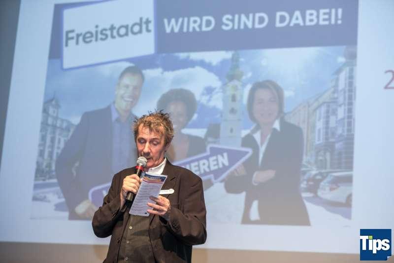 Neujahrsempfang Stadtgemeinde Freistadt mit Bürgermeisterin Paruta-Teufer - Bild 11
