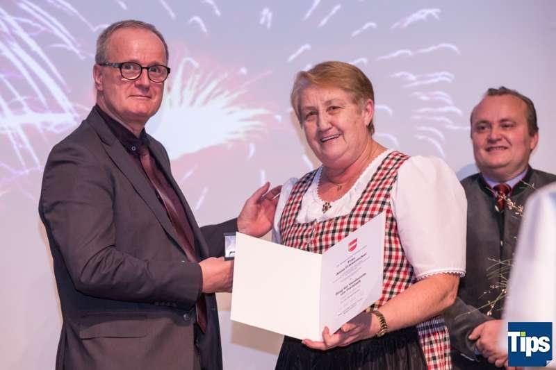 Neujahrsempfang Stadtgemeinde Freistadt mit Bürgermeisterin Paruta-Teufer - Bild 26