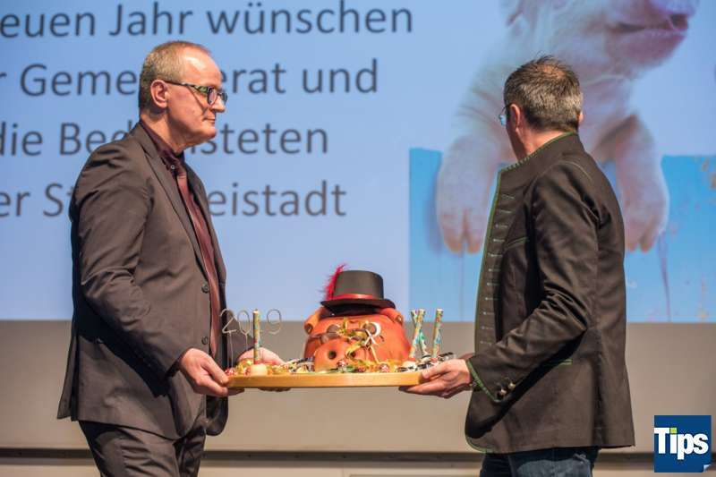 Neujahrsempfang Stadtgemeinde Freistadt mit Bürgermeisterin Paruta-Teufer - Bild 27