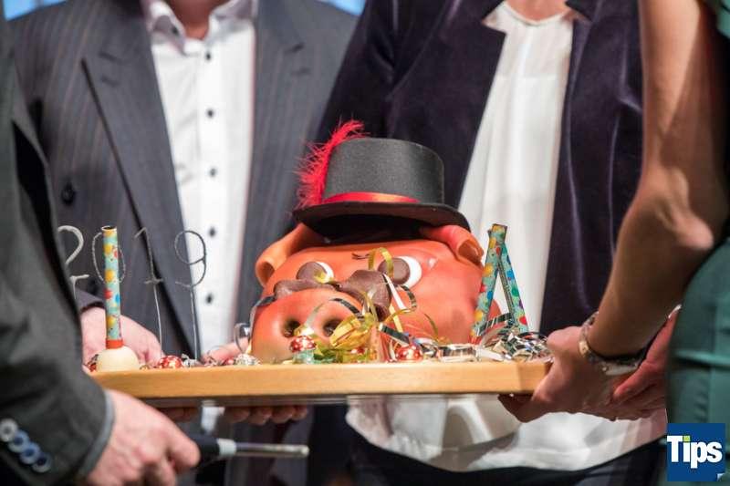 Neujahrsempfang Stadtgemeinde Freistadt mit Bürgermeisterin Paruta-Teufer - Bild 28