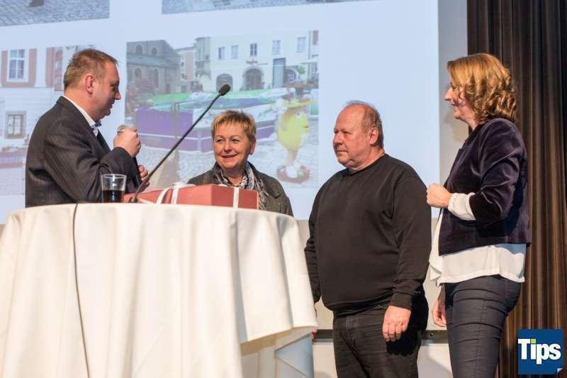 Neujahrsempfang Stadtgemeinde Freistadt mit Bürgermeisterin Paruta-Teufer - Bild 30