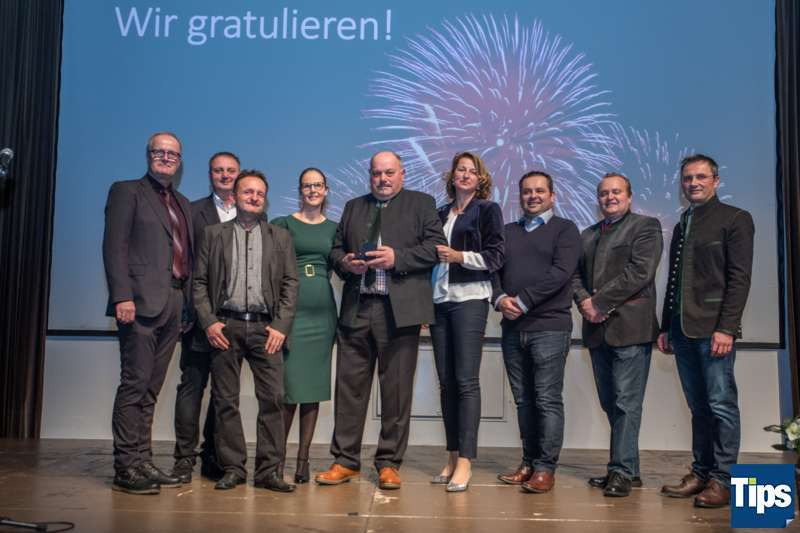 Neujahrsempfang Stadtgemeinde Freistadt mit Bürgermeisterin Paruta-Teufer - Bild 35