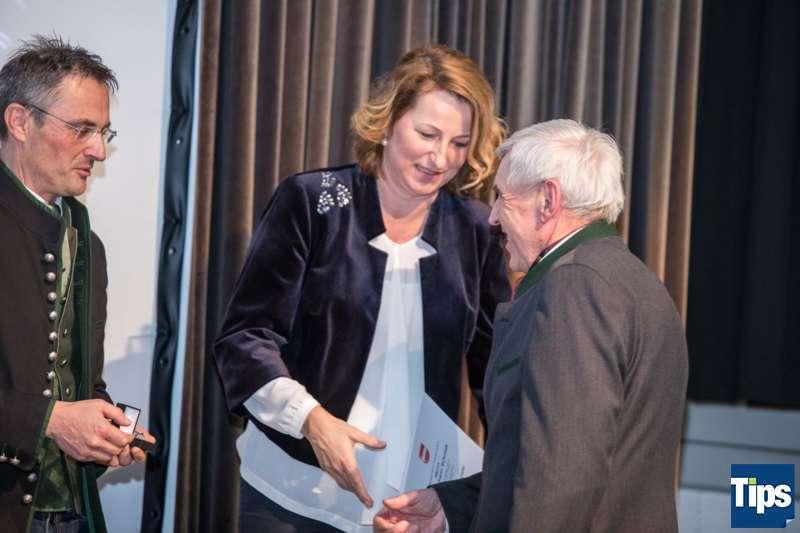Neujahrsempfang Stadtgemeinde Freistadt mit Bürgermeisterin Paruta-Teufer - Bild 45