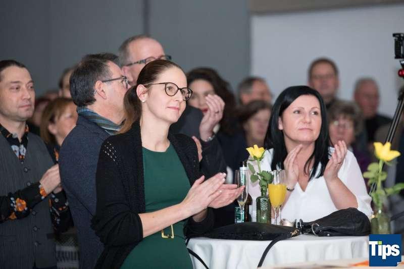 Neujahrsempfang Stadtgemeinde Freistadt mit Bürgermeisterin Paruta-Teufer - Bild 48