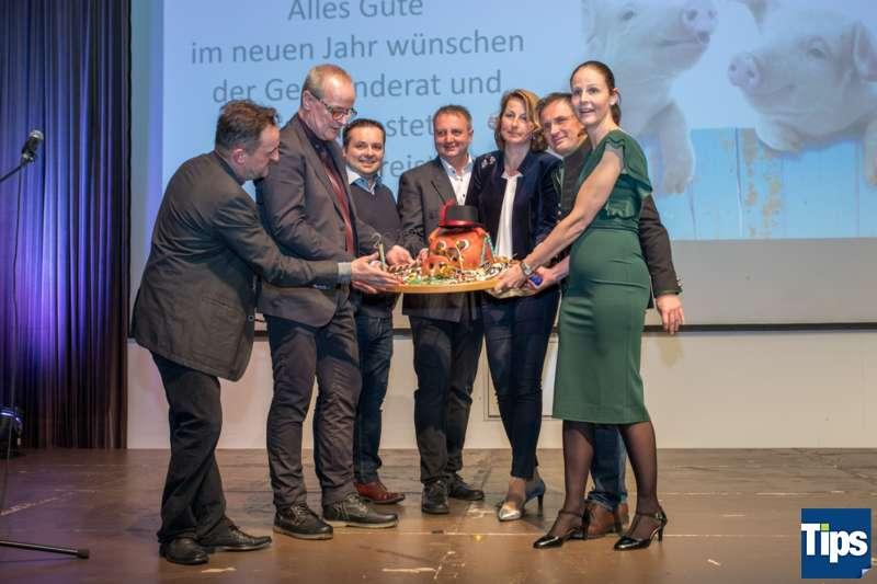 Neujahrsempfang Stadtgemeinde Freistadt mit Bürgermeisterin Paruta-Teufer - Bild 55