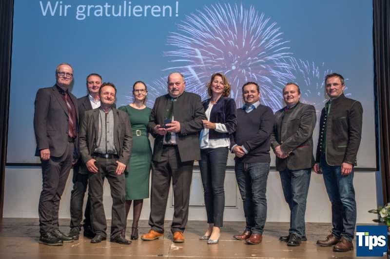 Neujahrsempfang Stadtgemeinde Freistadt mit Bürgermeisterin Paruta-Teufer - Bild 56