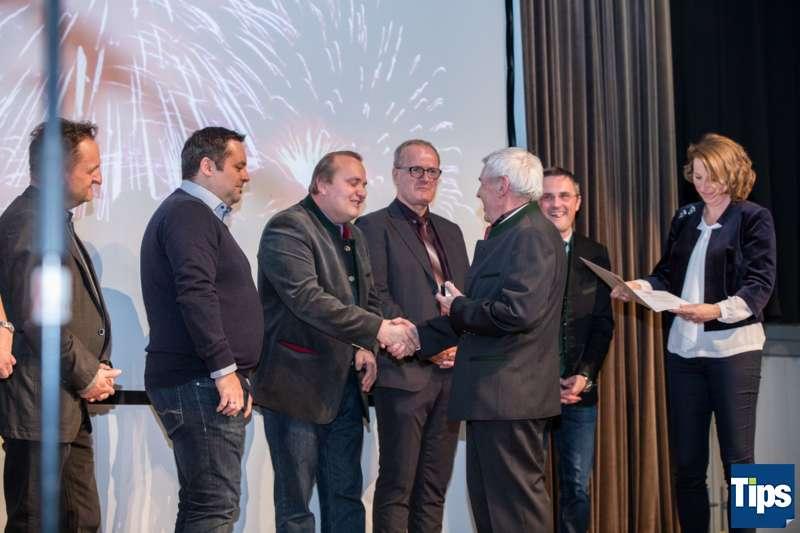 Neujahrsempfang Stadtgemeinde Freistadt mit Bürgermeisterin Paruta-Teufer - Bild 58