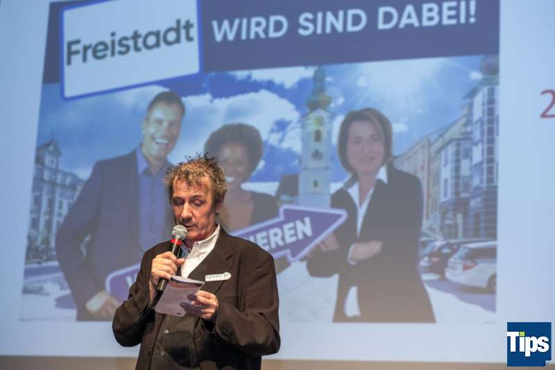 Neujahrsempfang Stadtgemeinde Freistadt mit Bürgermeisterin Paruta-Teufer - Bild 61