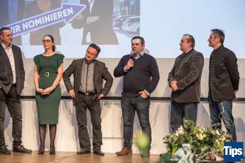 Neujahrsempfang Stadtgemeinde Freistadt mit Bürgermeisterin Paruta-Teufer - Bild 63