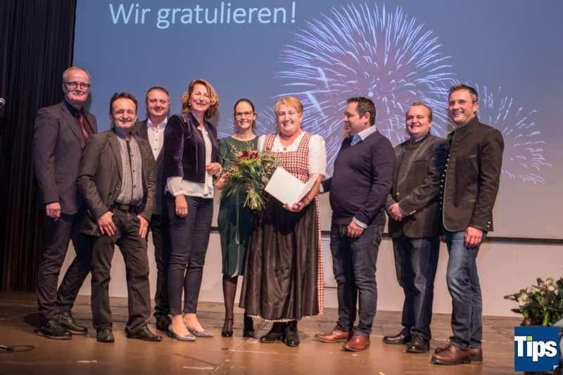 Neujahrsempfang Stadtgemeinde Freistadt mit Bürgermeisterin Paruta-Teufer - Bild 64