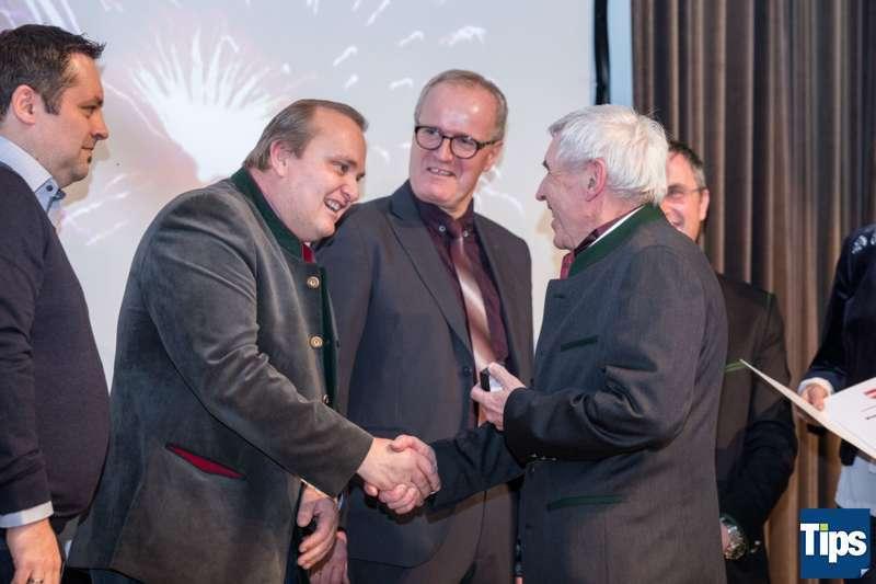 Neujahrsempfang Stadtgemeinde Freistadt mit Bürgermeisterin Paruta-Teufer - Bild 69