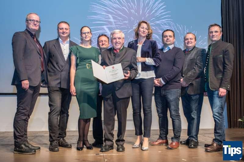 Neujahrsempfang Stadtgemeinde Freistadt mit Bürgermeisterin Paruta-Teufer - Bild 70