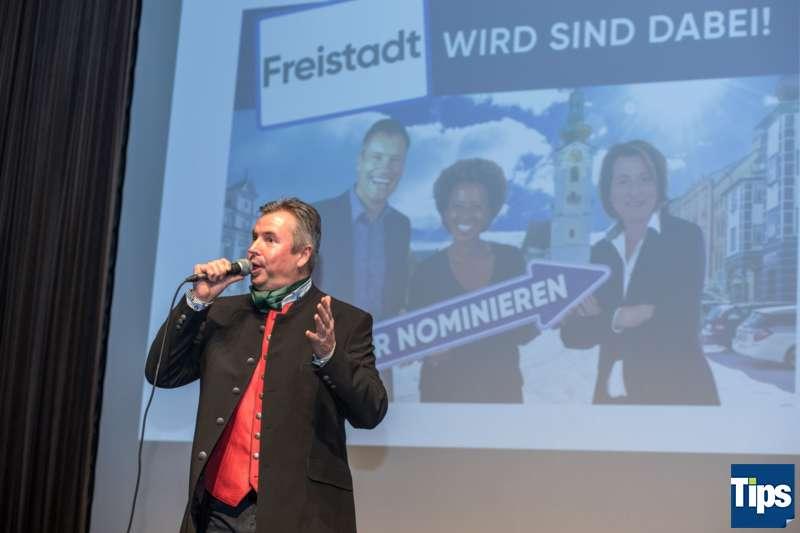 Neujahrsempfang Stadtgemeinde Freistadt mit Bürgermeisterin Paruta-Teufer - Bild 71