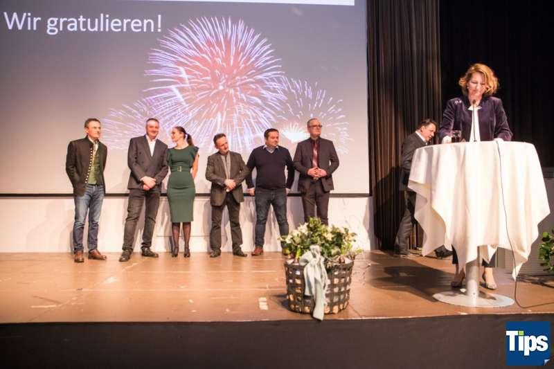 Neujahrsempfang Stadtgemeinde Freistadt mit Bürgermeisterin Paruta-Teufer - Bild 77