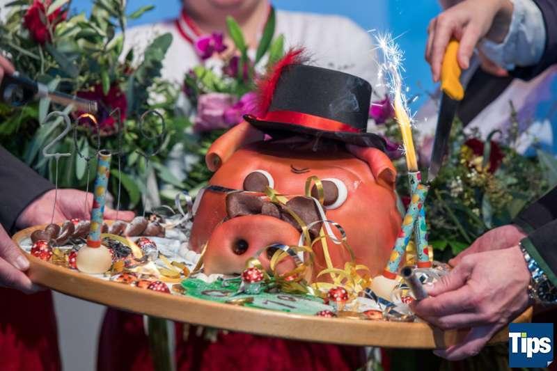 Neujahrsempfang Stadtgemeinde Freistadt mit Bürgermeisterin Paruta-Teufer - Bild 81