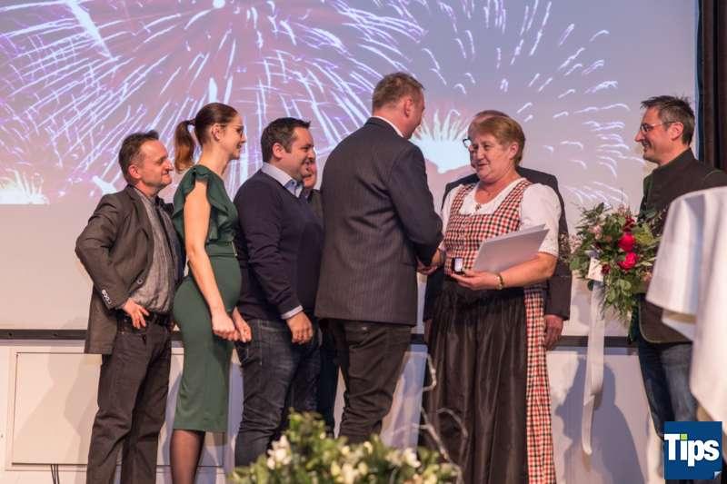 Neujahrsempfang Stadtgemeinde Freistadt mit Bürgermeisterin Paruta-Teufer - Bild 82