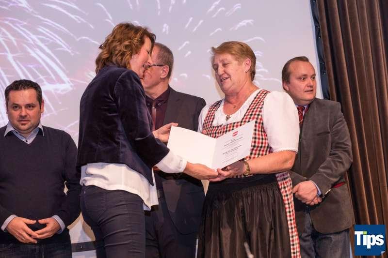 Neujahrsempfang Stadtgemeinde Freistadt mit Bürgermeisterin Paruta-Teufer - Bild 83