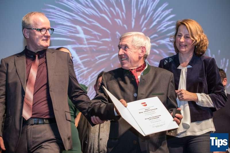 Neujahrsempfang Stadtgemeinde Freistadt mit Bürgermeisterin Paruta-Teufer - Bild 84