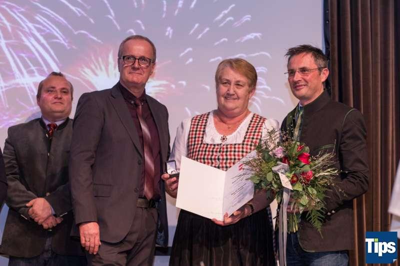 Neujahrsempfang Stadtgemeinde Freistadt mit Bürgermeisterin Paruta-Teufer - Bild 85