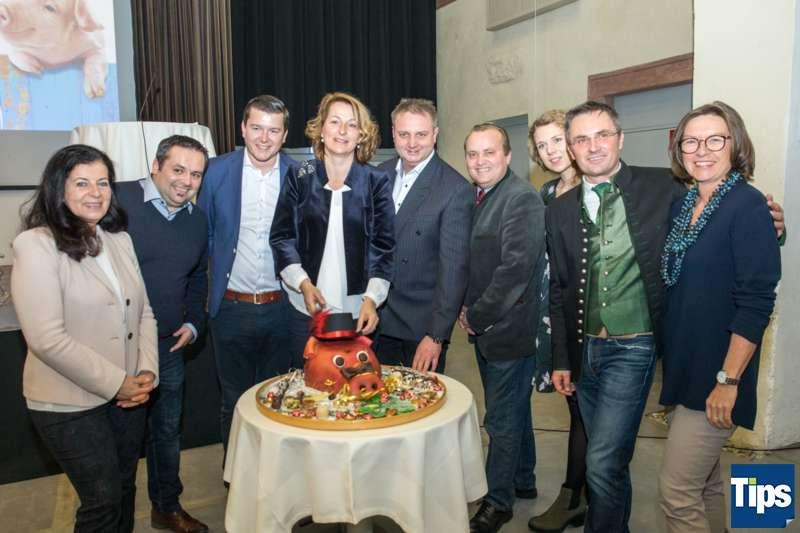 Neujahrsempfang Stadtgemeinde Freistadt mit Bürgermeisterin Paruta-Teufer - Bild 87