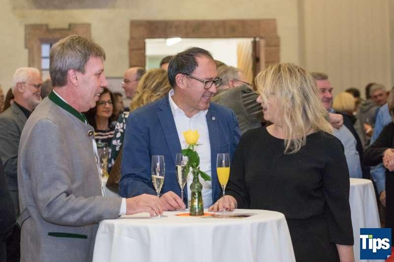 Neujahrsempfang Stadtgemeinde Freistadt mit Bürgermeisterin Paruta-Teufer - Bild 95