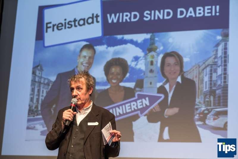 Neujahrsempfang Stadtgemeinde Freistadt mit Bürgermeisterin Paruta-Teufer - Bild 99