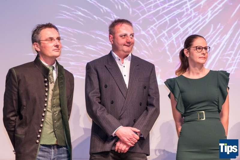 Neujahrsempfang Stadtgemeinde Freistadt mit Bürgermeisterin Paruta-Teufer - Bild 100