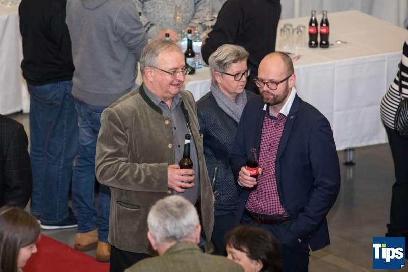 Neujahrsempfang Stadtgemeinde Freistadt mit Bürgermeisterin Paruta-Teufer - Bild 102