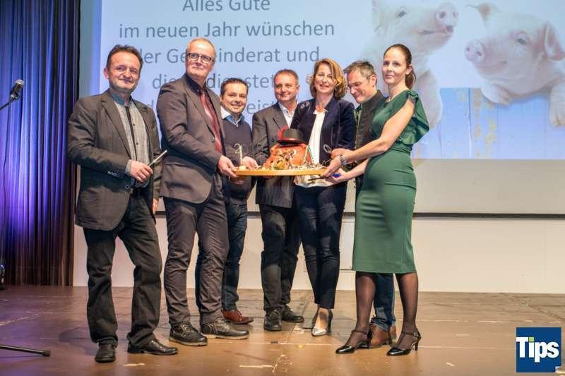 Neujahrsempfang Stadtgemeinde Freistadt mit Bürgermeisterin Paruta-Teufer - Bild 103