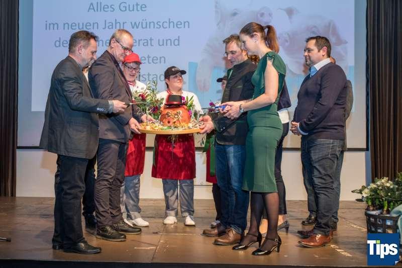 Neujahrsempfang Stadtgemeinde Freistadt mit Bürgermeisterin Paruta-Teufer - Bild 108