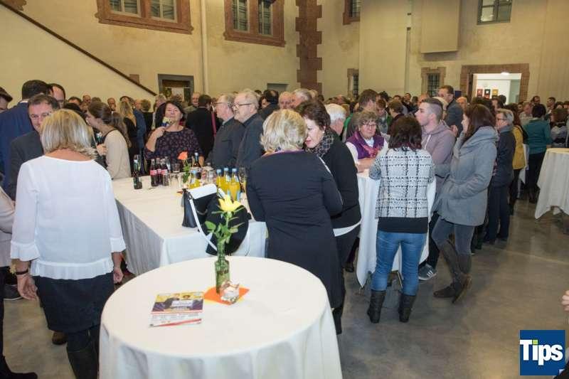 Neujahrsempfang Stadtgemeinde Freistadt mit Bürgermeisterin Paruta-Teufer - Bild 109