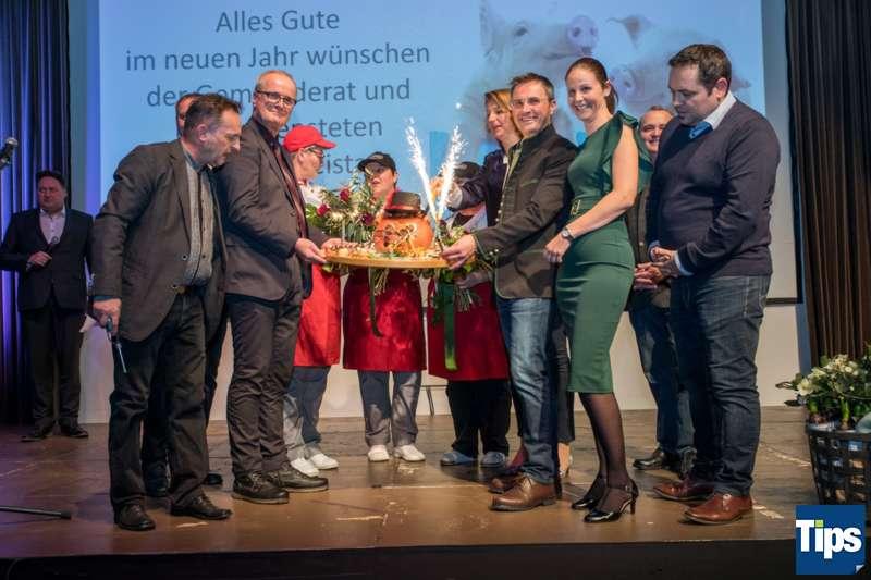 Neujahrsempfang Stadtgemeinde Freistadt mit Bürgermeisterin Paruta-Teufer - Bild 111