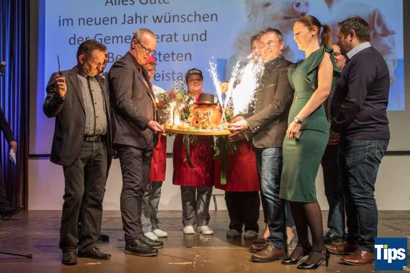 Neujahrsempfang Stadtgemeinde Freistadt mit Bürgermeisterin Paruta-Teufer - Bild 113
