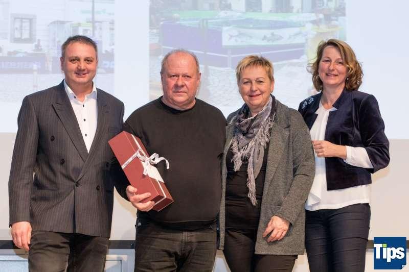 Neujahrsempfang Stadtgemeinde Freistadt mit Bürgermeisterin Paruta-Teufer - Bild 117