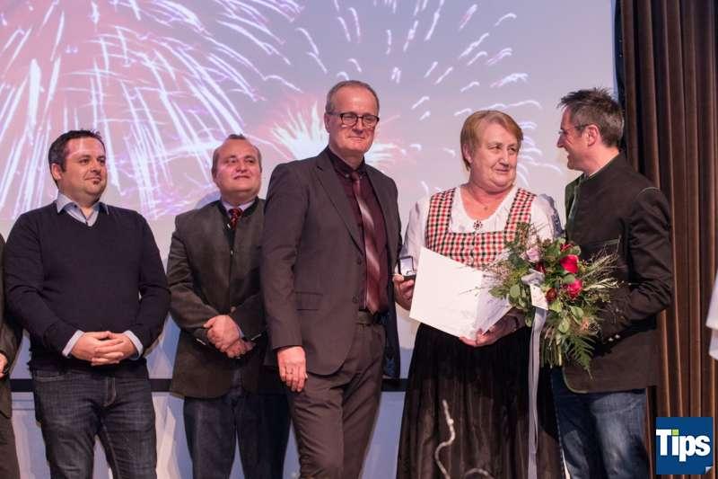 Neujahrsempfang Stadtgemeinde Freistadt mit Bürgermeisterin Paruta-Teufer - Bild 118