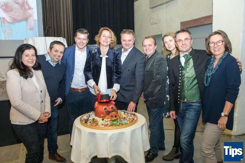 Neujahrsempfang Stadtgemeinde Freistadt mit Bürgermeisterin Paruta-Teufer - Bild 123