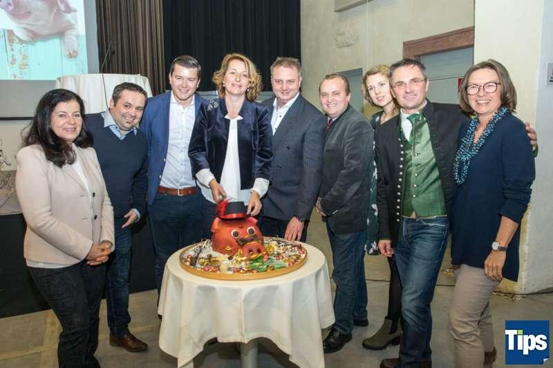 Neujahrsempfang Stadtgemeinde Freistadt mit Bürgermeisterin Paruta-Teufer - Bild 124
