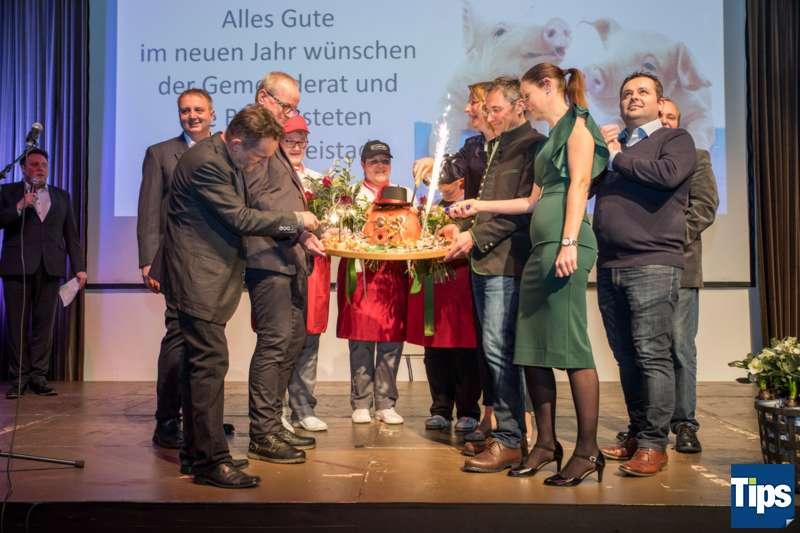 Neujahrsempfang Stadtgemeinde Freistadt mit Bürgermeisterin Paruta-Teufer - Bild 126