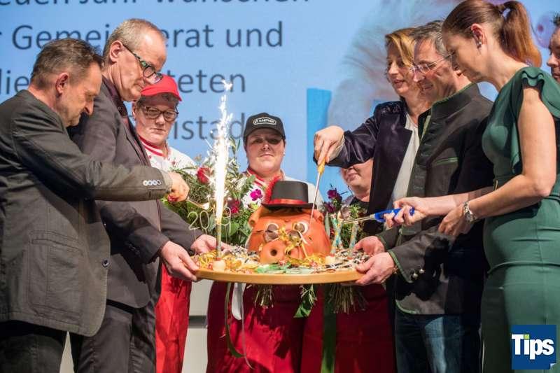 Neujahrsempfang Stadtgemeinde Freistadt mit Bürgermeisterin Paruta-Teufer - Bild 127