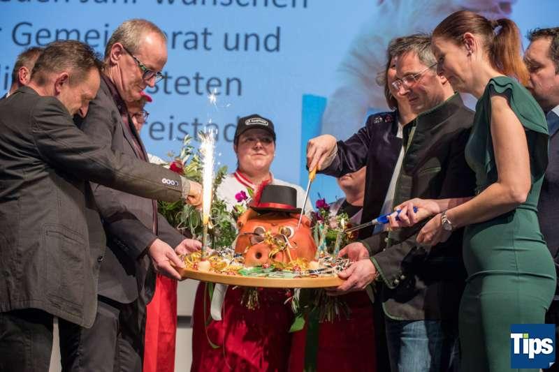 Neujahrsempfang Stadtgemeinde Freistadt mit Bürgermeisterin Paruta-Teufer - Bild 128