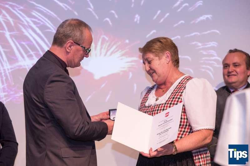 Neujahrsempfang Stadtgemeinde Freistadt mit Bürgermeisterin Paruta-Teufer - Bild 148