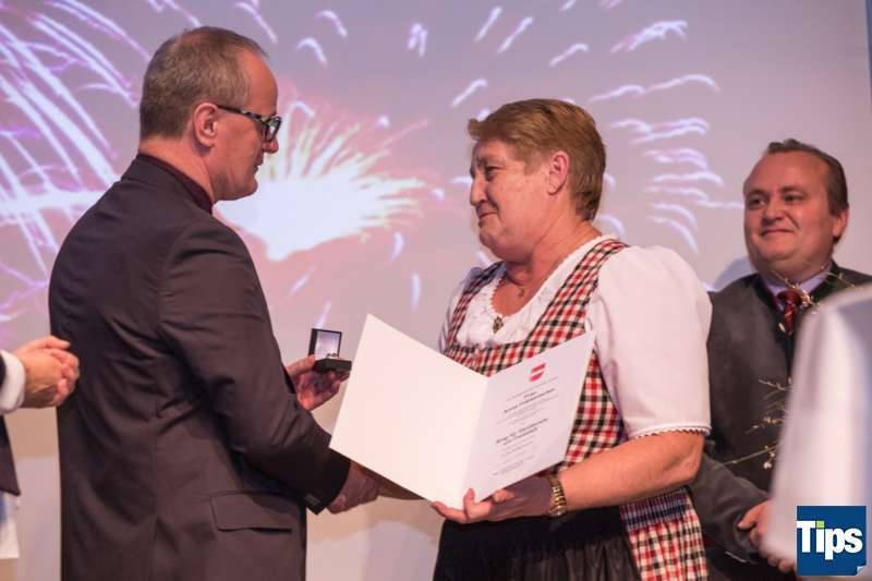 Neujahrsempfang Stadtgemeinde Freistadt mit Bürgermeisterin Paruta-Teufer - Bild 149