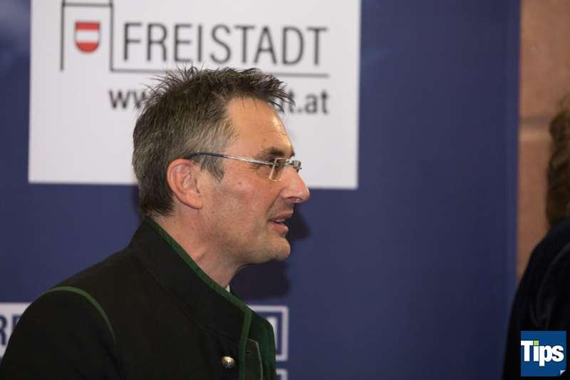 Neujahrsempfang Stadtgemeinde Freistadt mit Bürgermeisterin Paruta-Teufer - Bild 152